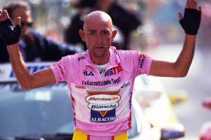 Marco Pantani vince il giro
