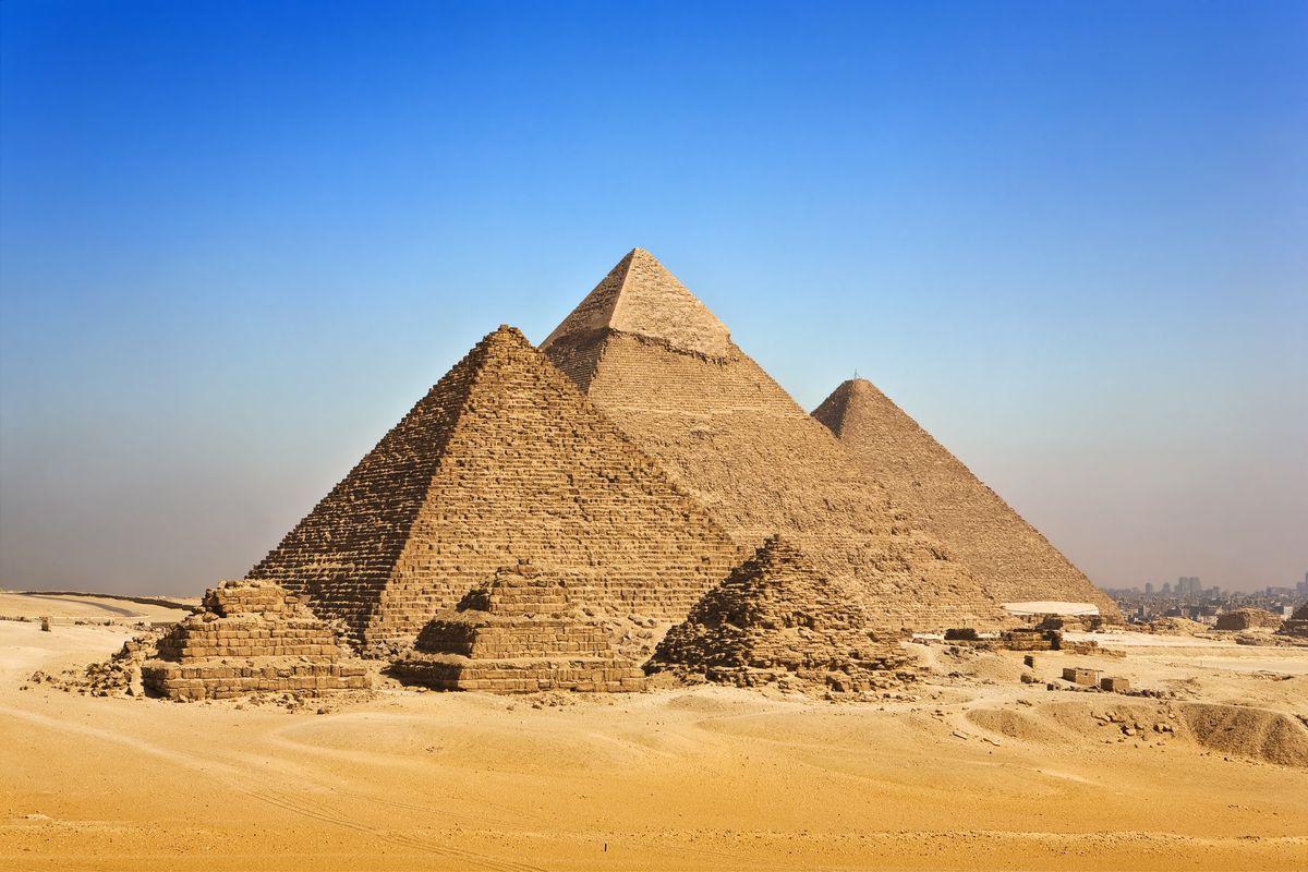 Le piramidi, simbolo della civiltà egizia