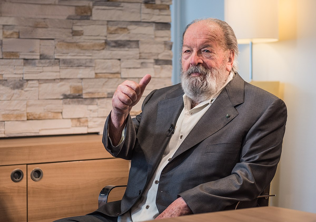 Bud Spencer a Berlino