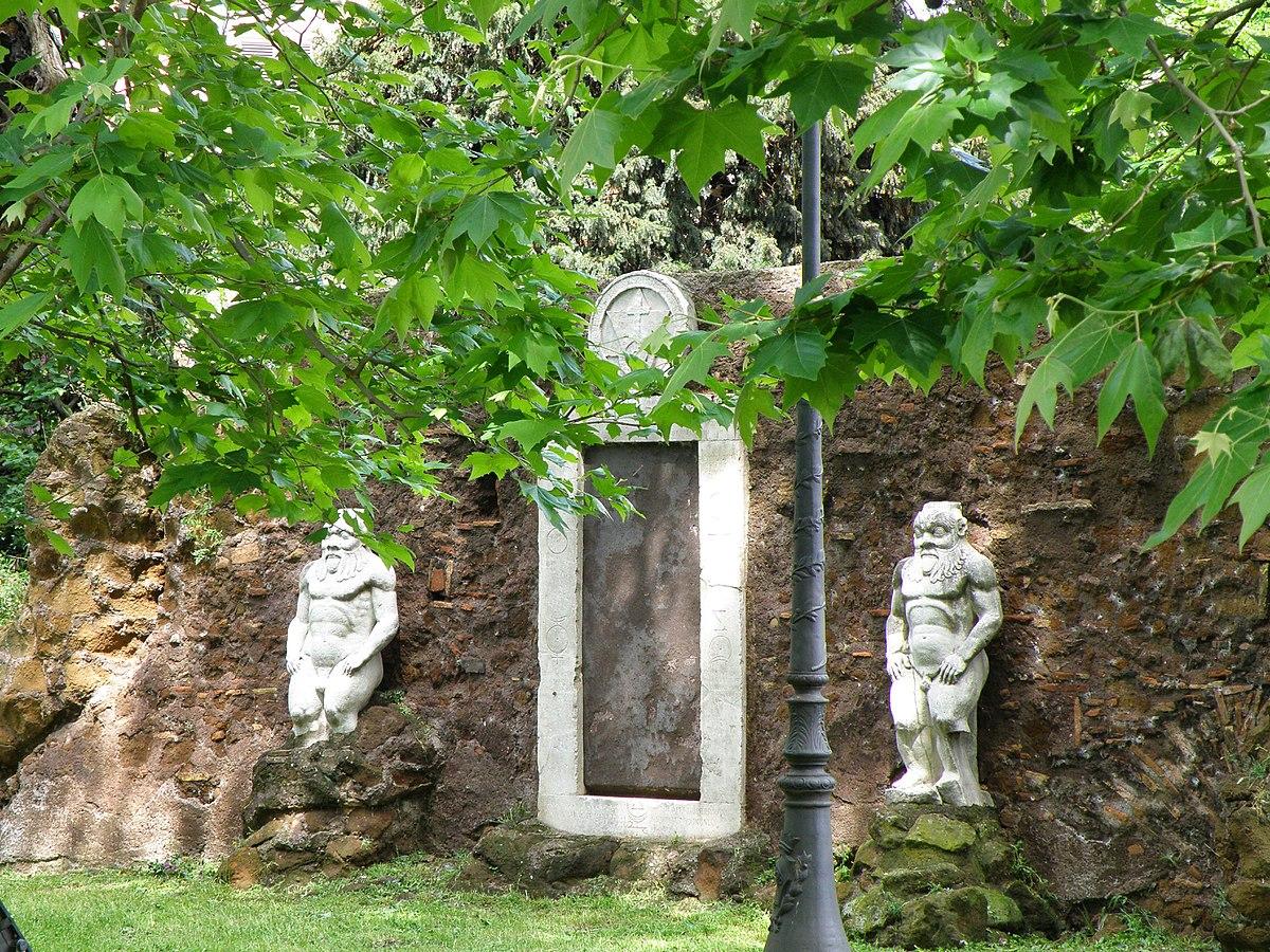 Porta Alchemica, Roma