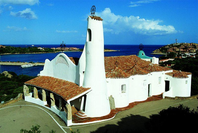 Chiesa di Stella Maris - Fonte: http://www.chiesastellamarisportocervo.it/