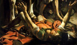 quadro del Caravaggio