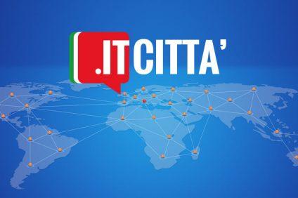 Logo itCitta Italia Mondo