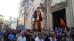 Sant'Antonio - processione