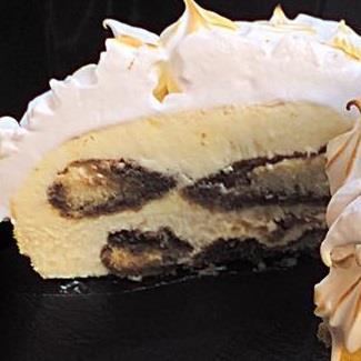 interno della torta love 3d