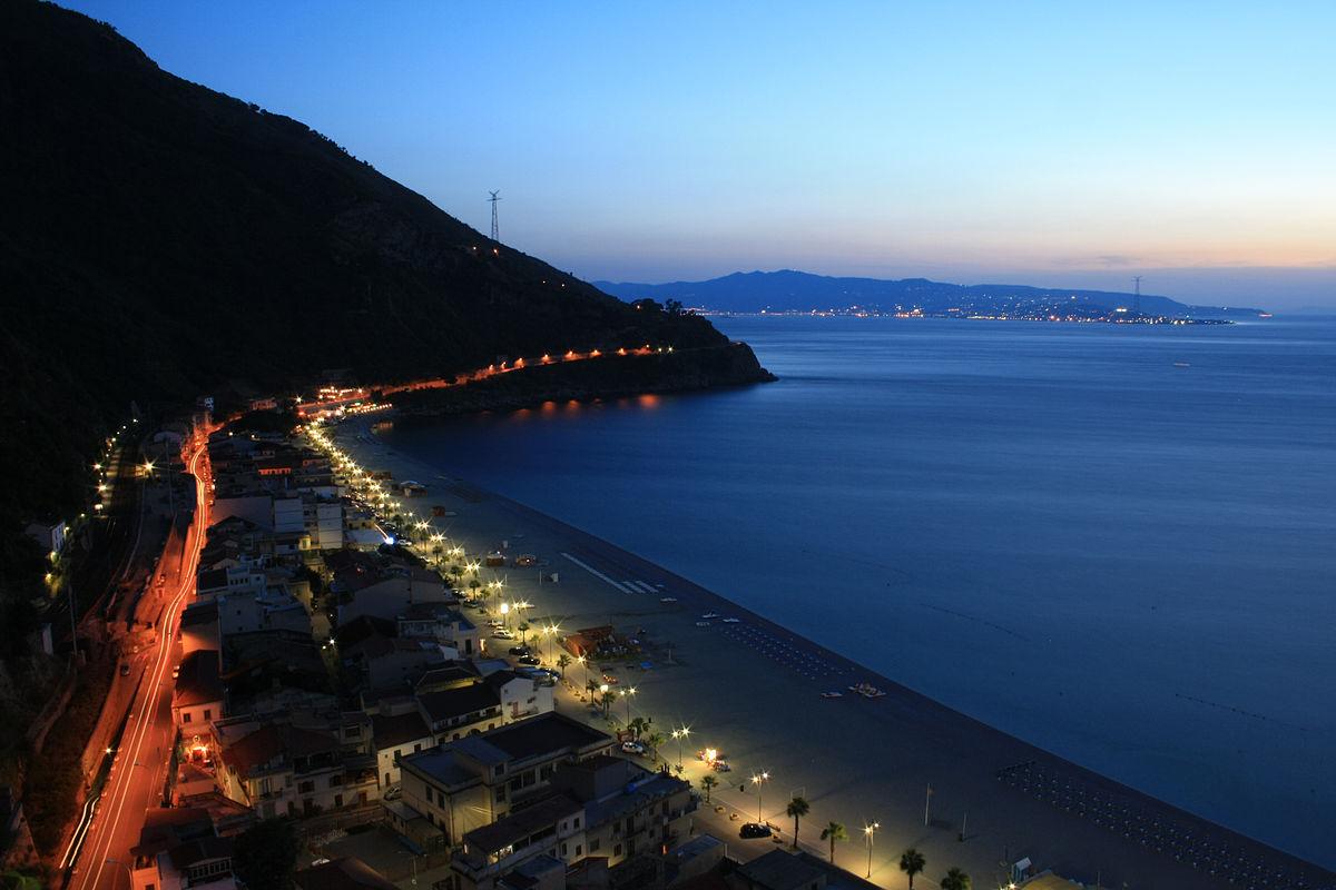 Costa Viola, Scilla