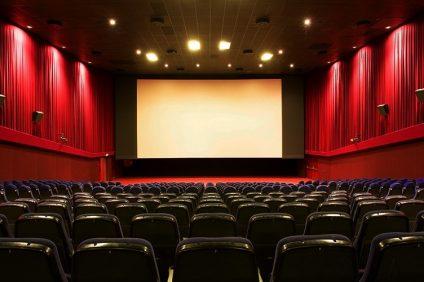 Cinema, sala