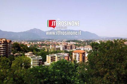 Foto centro storico di Frosinone