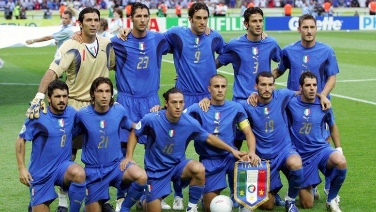 mondiali del 2006 - formazione