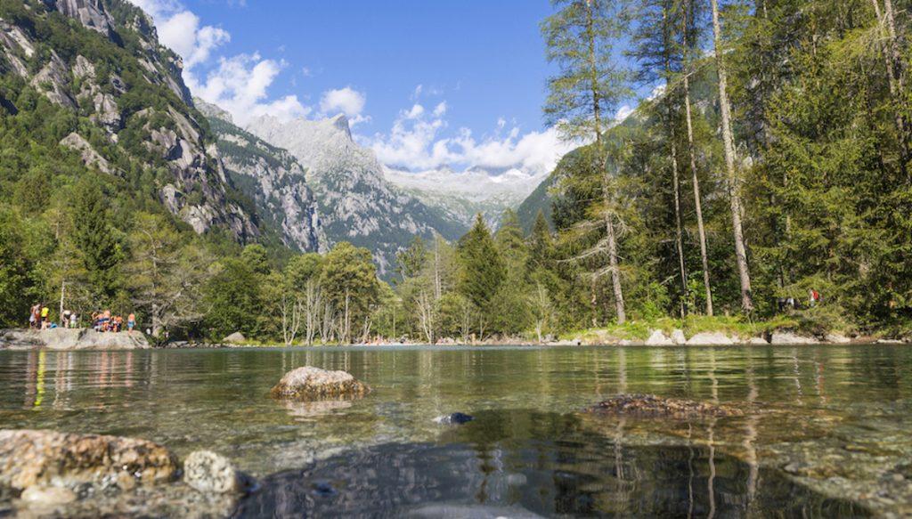 Valtellina - Percorso per mountain bike