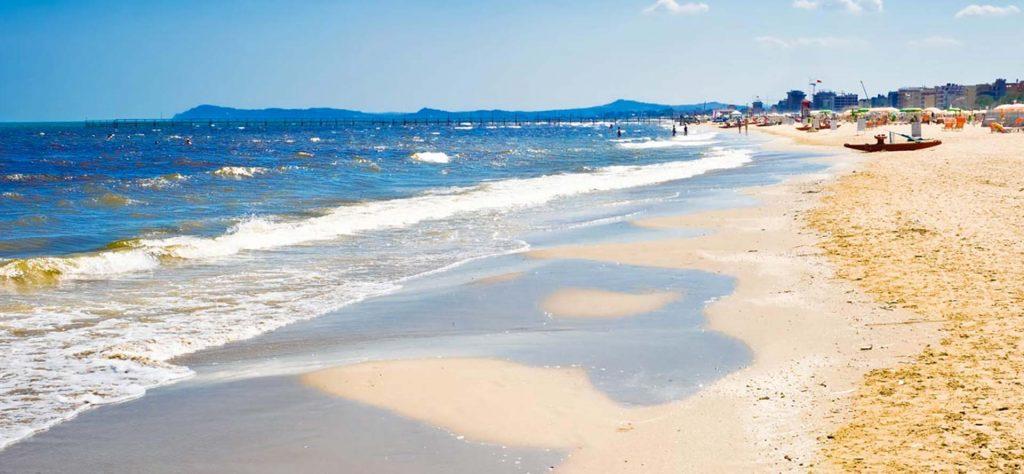 Rimini - spiaggia