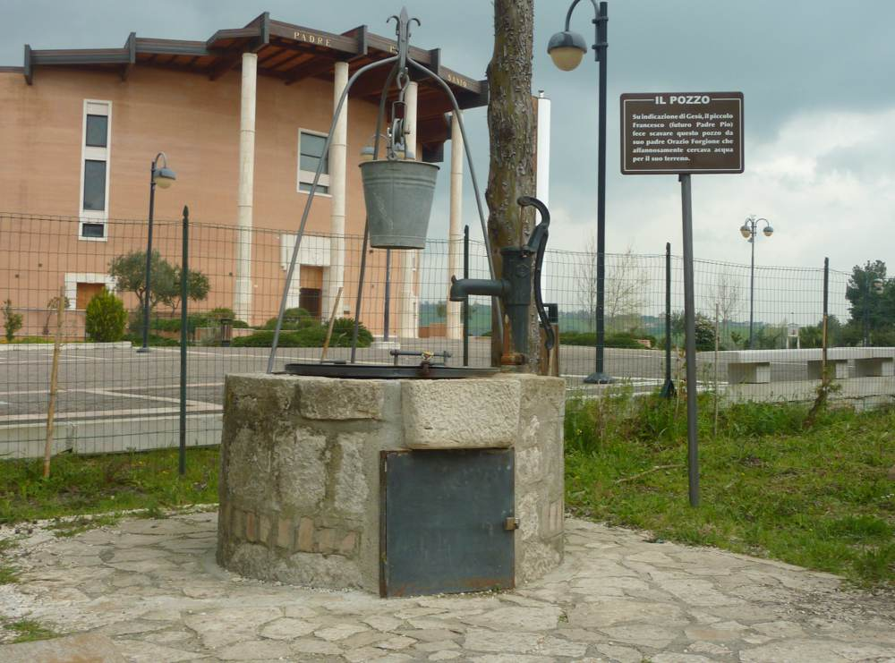 Padre Pio da Pietrelcina - il Pozzo