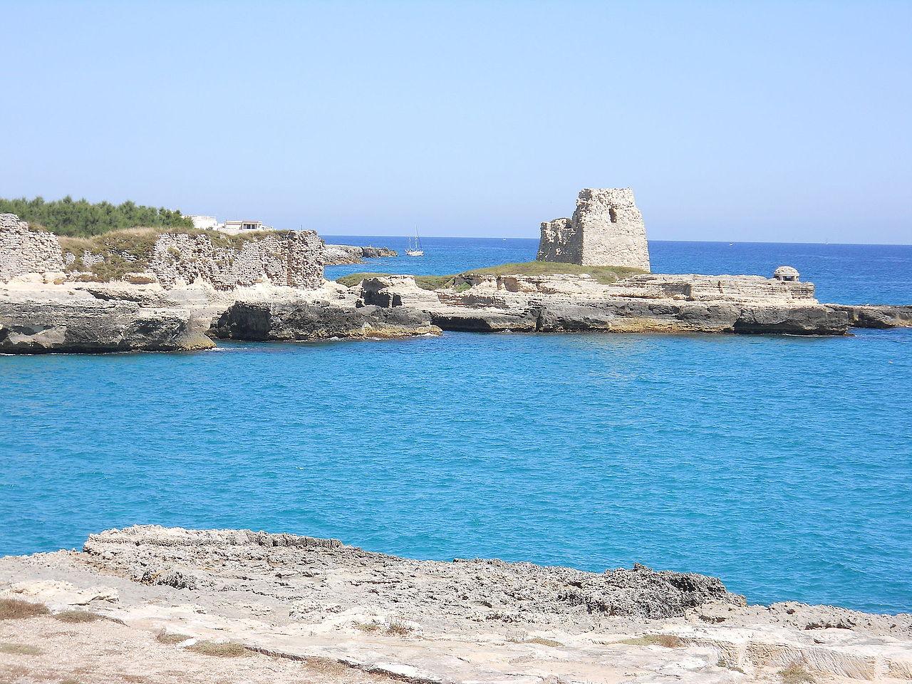 Torre di Roca Vecchia