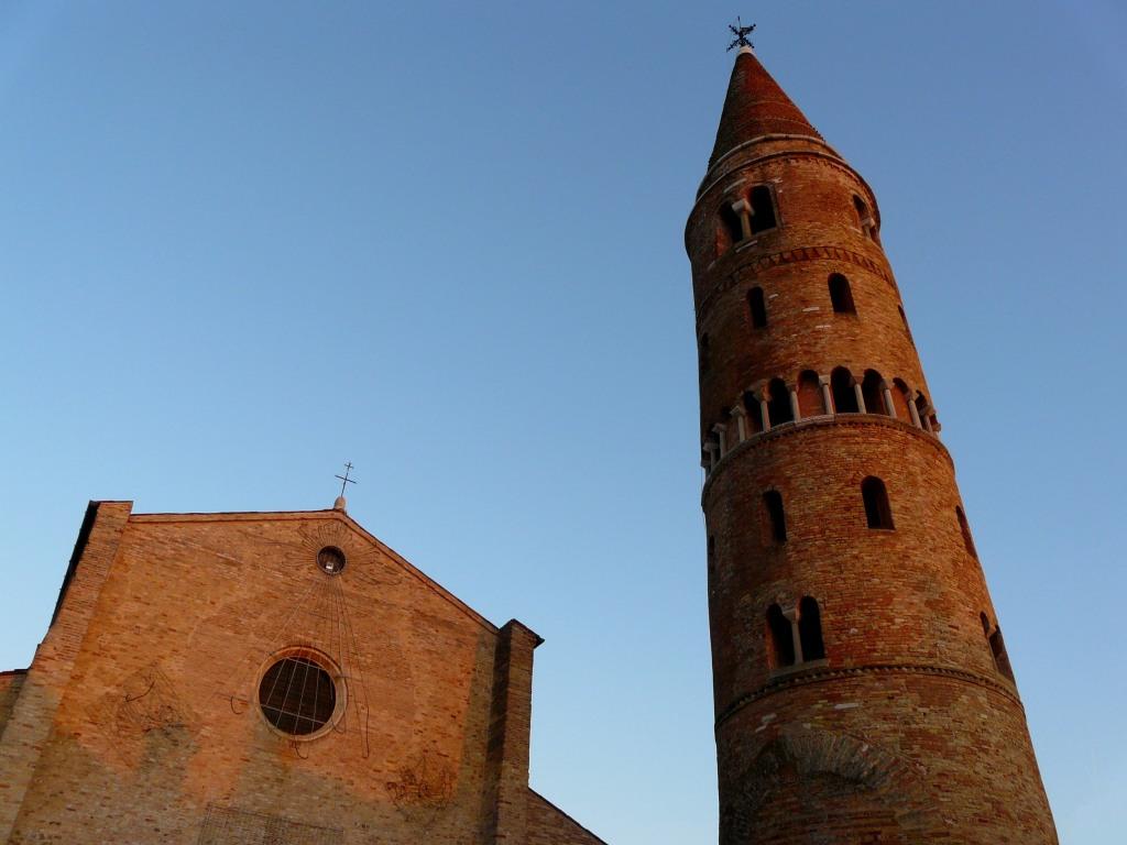 Caorle - Campanile e Duomo