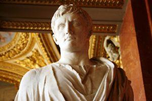 ferragosto - statua di Augusto