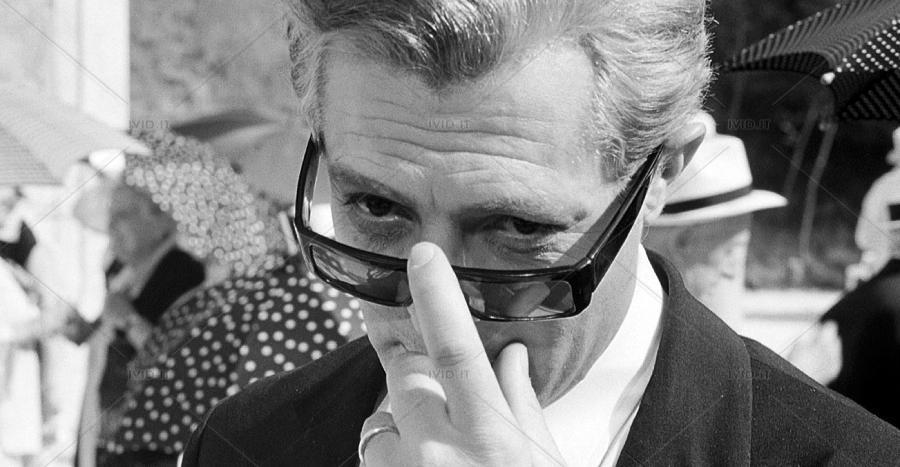 Film Italiani - 8 1/2, Marcello Mastroianni