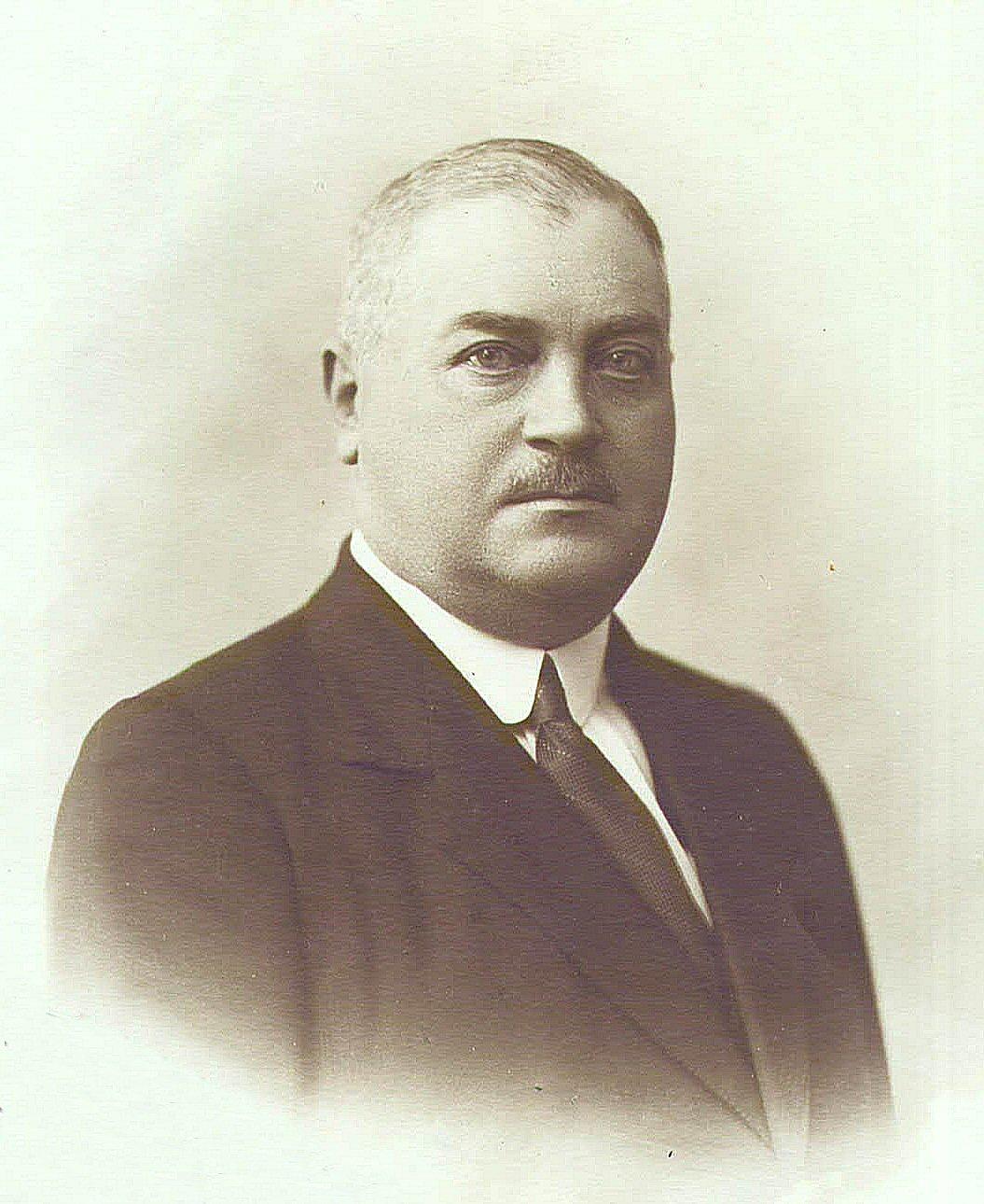 Ettore Bocconi, figlio di Ferdinando