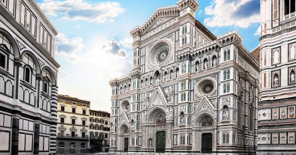 La Cattedrale Di Santa Maria Del Fiore Un Capolavoro