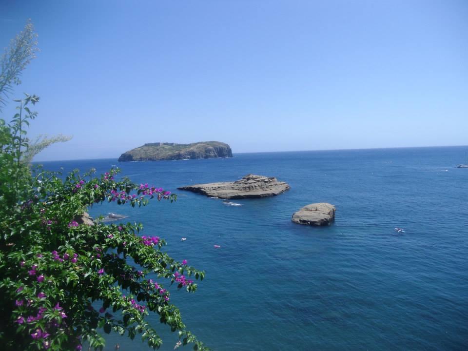 Ventotene, Santo Stefano