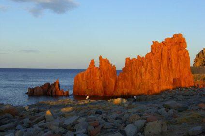 rocce rosse di Arbatax