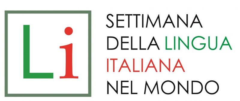 la settimana della lingua italiana