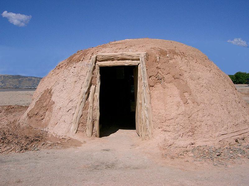Tex - Capanna Navajo
