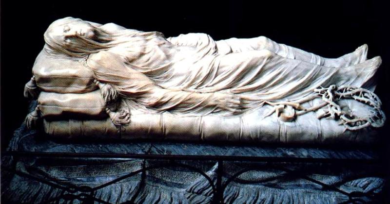 5 angoli incantevoli di Napoli -  il cristo velato