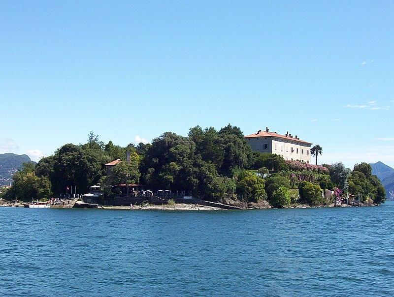 Isola Madre (foto tratta da wikipedia)