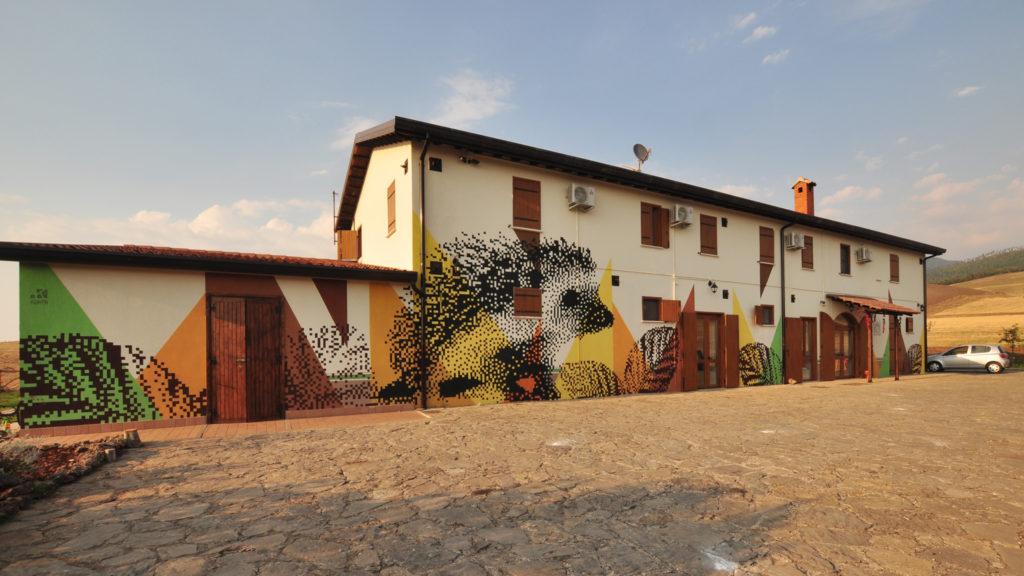 Krayon - wall riccio basilicata