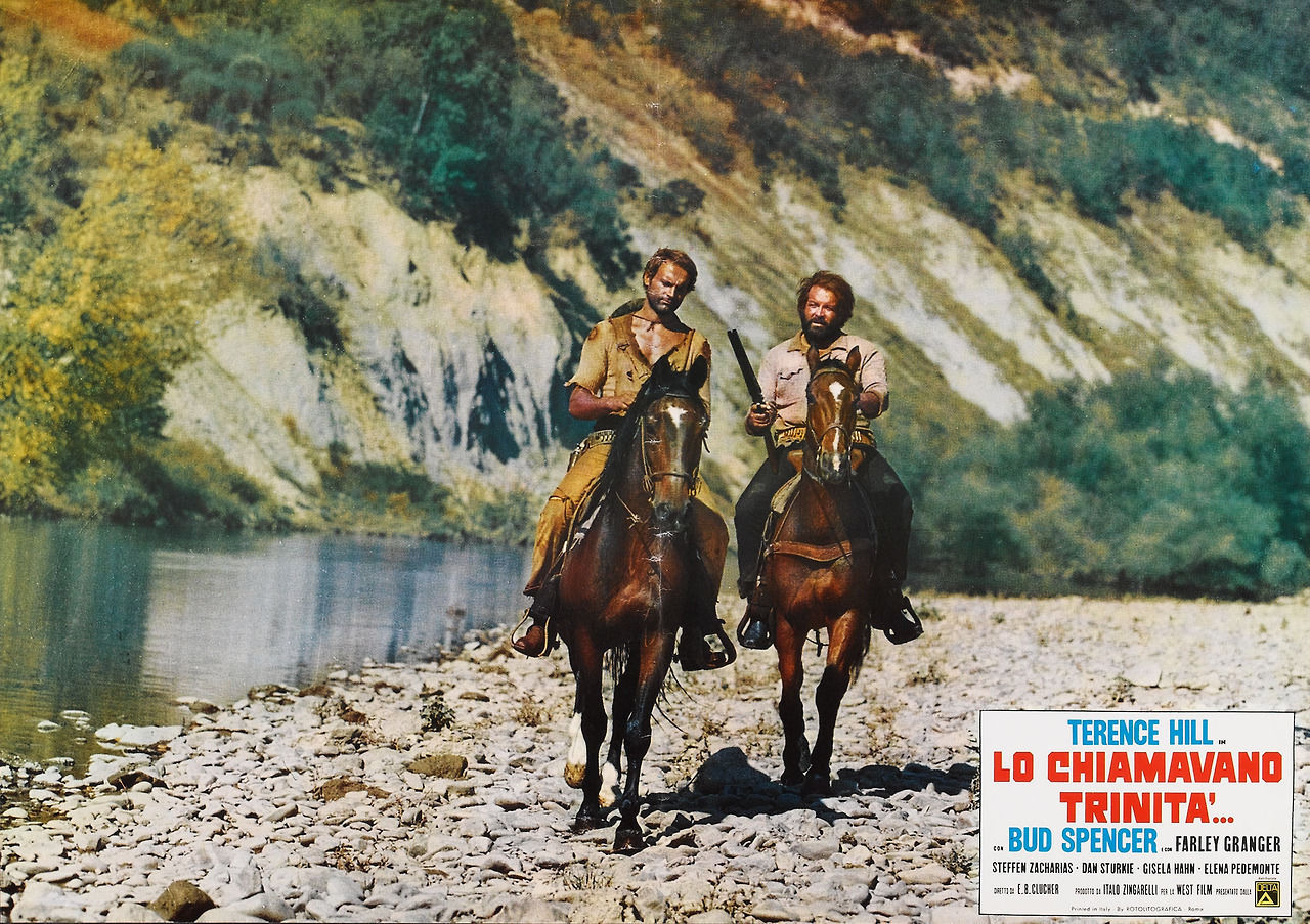 Tex - Bud Spencer e Terence Hill