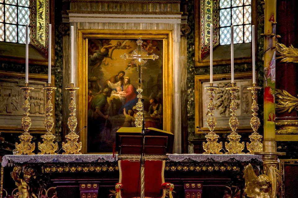 Ognissanti - altare