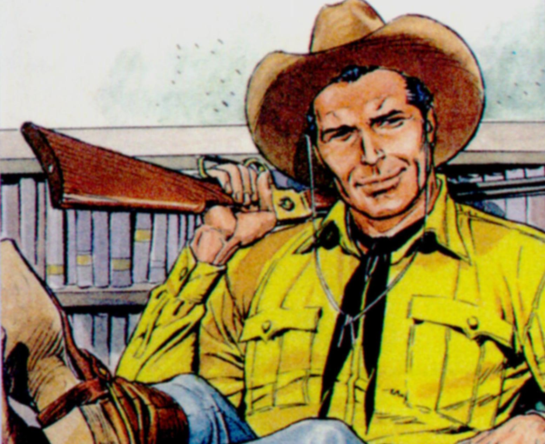 Tex - immagine di Tex