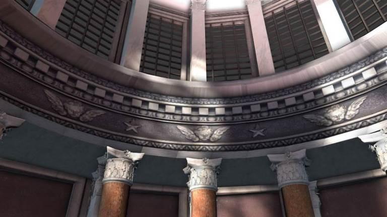 La Cupola di San Gaudenzio: particolare dell'interno