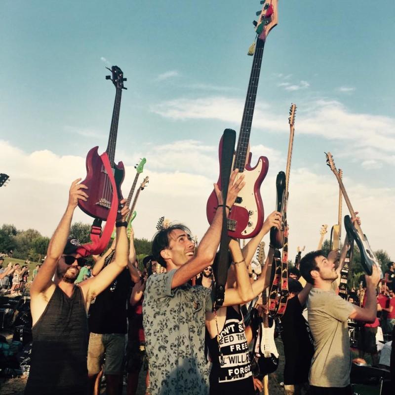 Rockin - momento del concerto