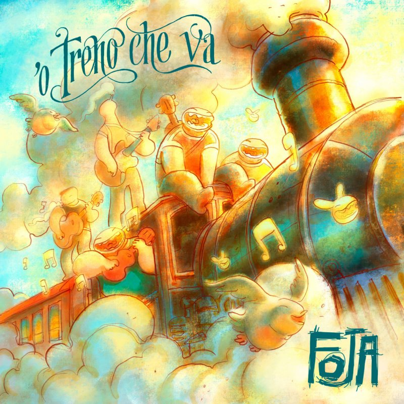 Foja - O treno che va