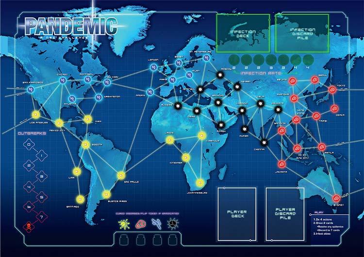 Lucca Comics 2018 - Pandemic
