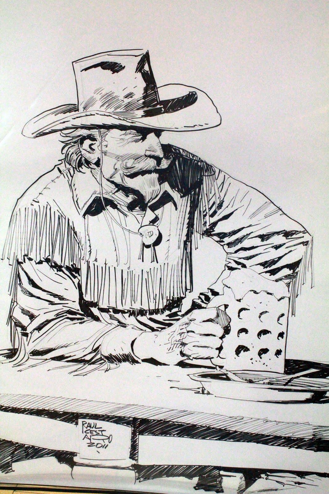 Tex - Kit Carson, ispirato all'esploratore statunitense omonimo realmente esistito
