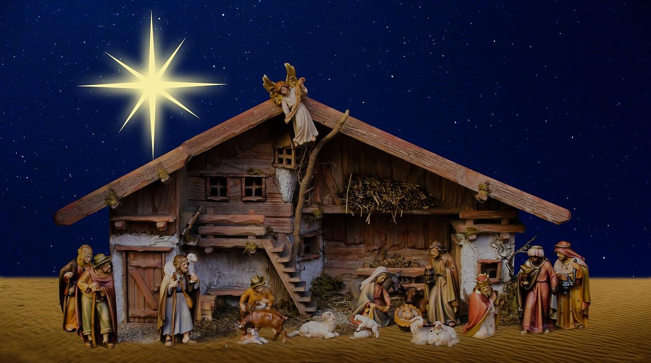 Gelindo alla capanna di Natale