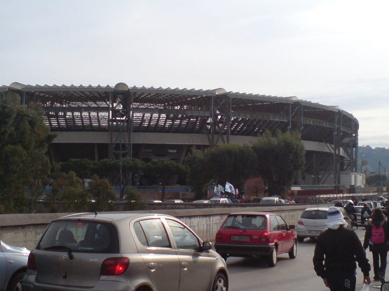 Stadio San Paolo Fiera del Baratto e dell'Usato