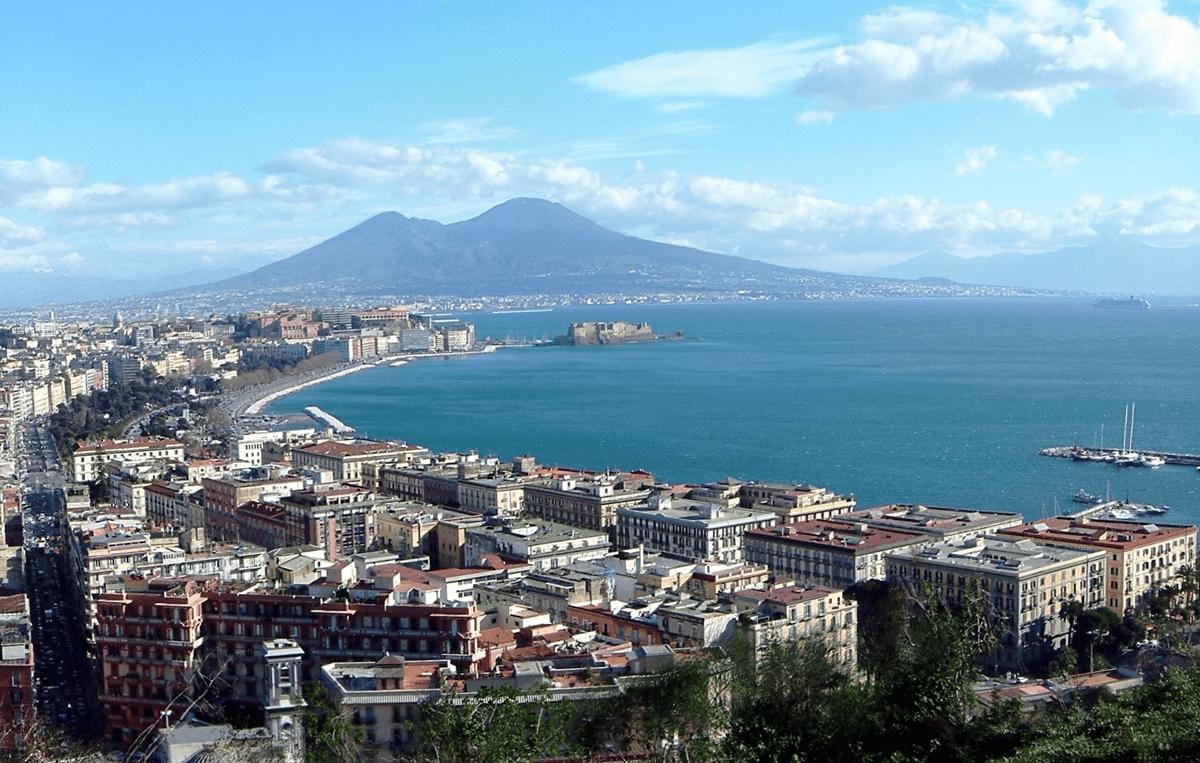 Napoli-Kagoshima, gemellaggio