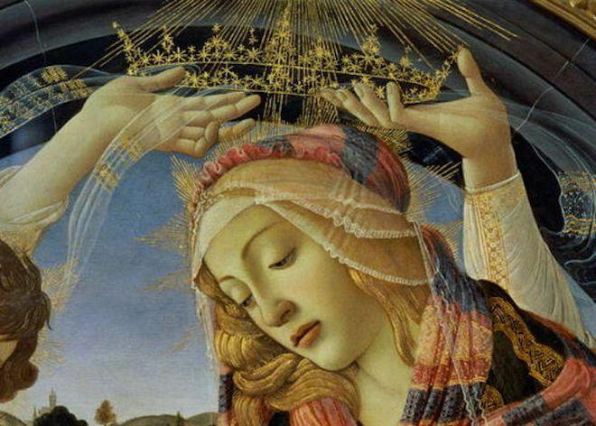 Immacolata - madonna del Magnificat