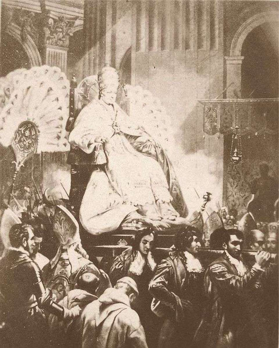 Immacolata - papa Pio IX