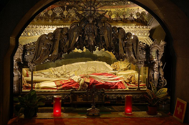 San'Ambrogio - Cripta