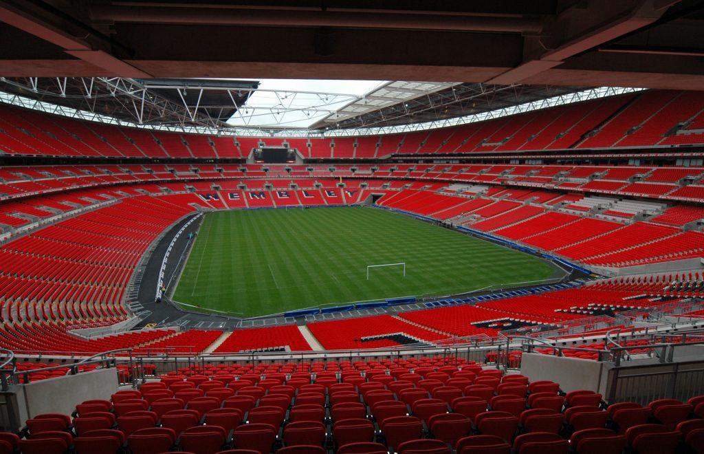 Milan - Wembley Stadium