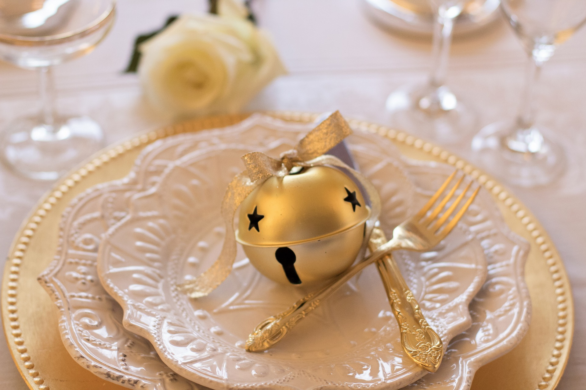 la perfetta tavola delle feste