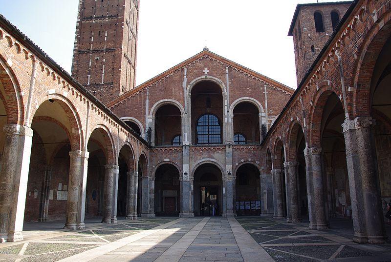 Sant'Ambrogio - Basilica