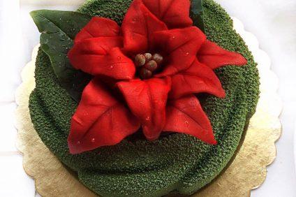 Torta Christmas - Torta Natalizia