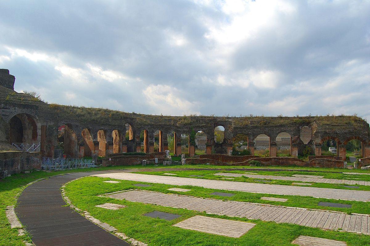 Anfiteatro di Capua - immagine dell'Anfiteatro