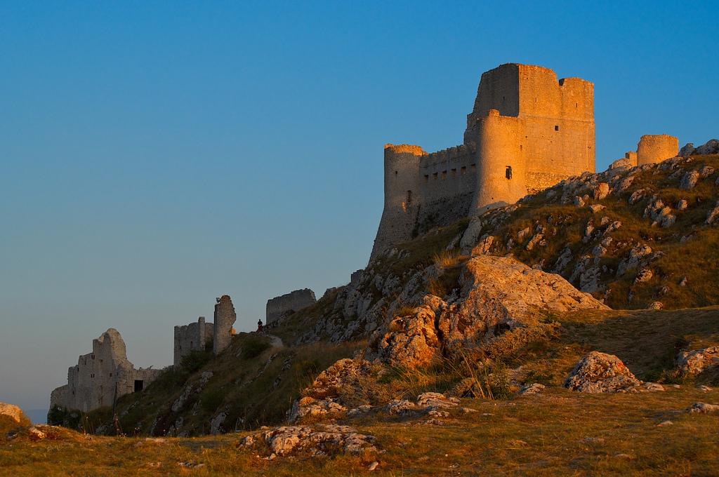 Rocca Calascio. Abruzzo