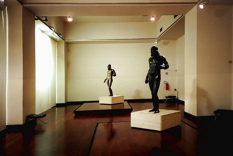 museo archeologico di Reggio Calabria - bronzi